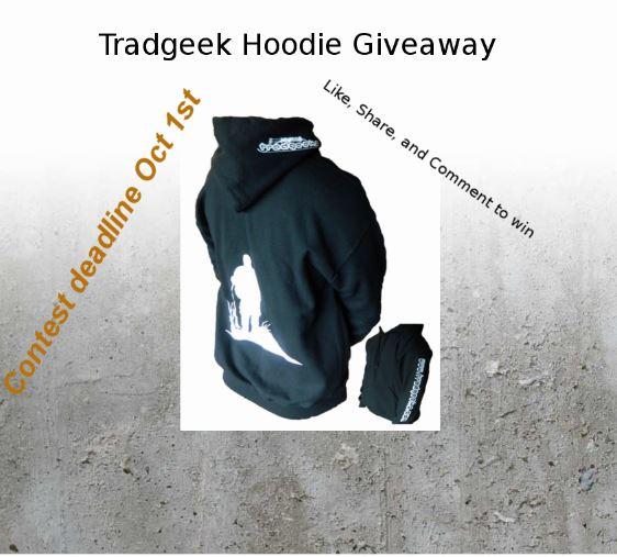 Tradgeek Hoodie (Giveaway)