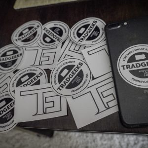 Tradgeeks Stickers