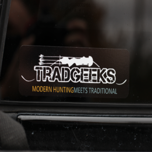 Tradgeeks Sticker