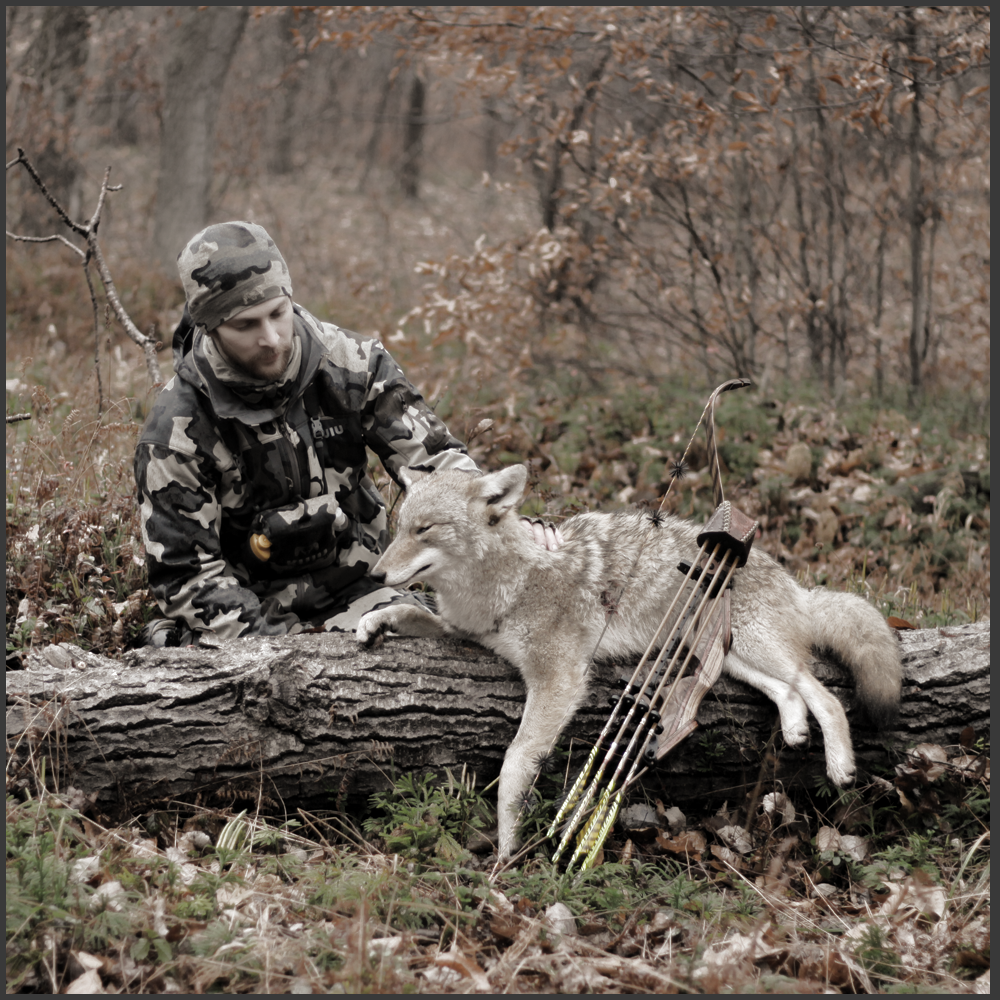 Episode #18: You killed a coyote with your recurve bro?