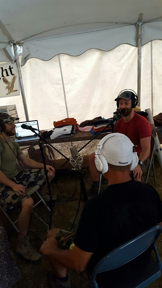 Episode #29: E.T.A.R Part 1- Bill Dunn and Curt Cabrera