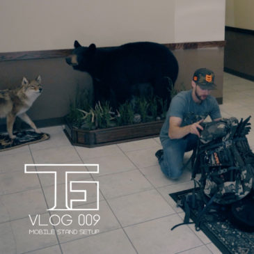 VLOG 009: Mobile Whitetail Setup with the Kuiu Icon Pro 3200 and Muddy Bloodsport Stand/Sticks