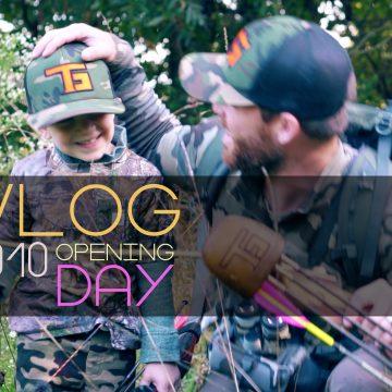 VLOG 010: Opening Day 2016