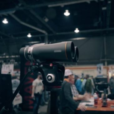 Maven Optics at the Great American Outdoors Show 2017