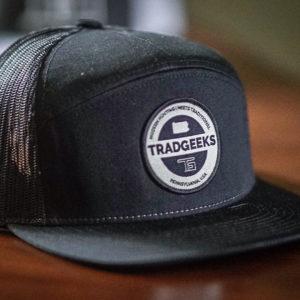 TG Seal 7 Panel Snapback