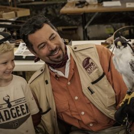 Episode #53 - Mike Dupuy - falconary/bird of prey expert