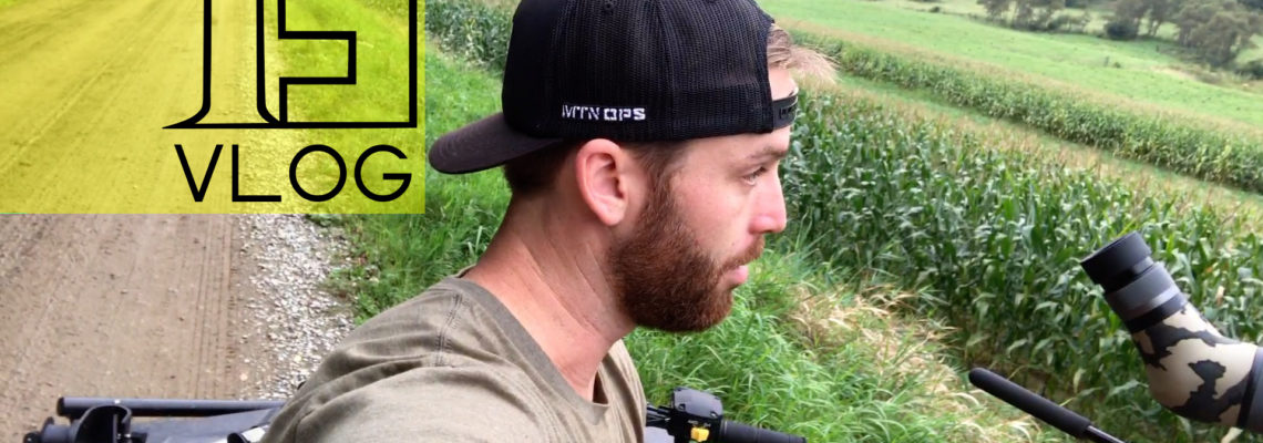 Tradgeeks Vlog: Fields, Fletching, and Trail Cam Checking