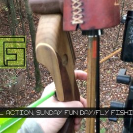 Tradgeeks VLOG: Otober Lull Action, Sunday Fun Day/Fly Fishing, and More