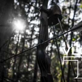 Tradgeeks Vlog: Mike's Pa Rifle Season Continued and One Evening Sit with the Longbow