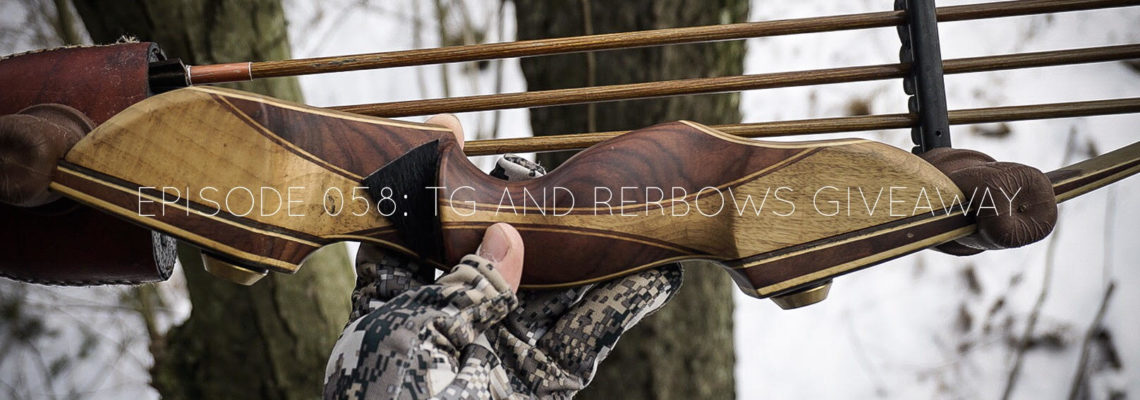 EPISODE 058: TG and RER Bows Giveaway