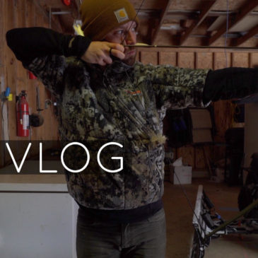 TG VLOG: Too Much For a Title… [Bows, Gear, Fletching, and More]