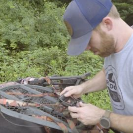 VLOG: Stands, Foodplots, and Bowfishing.