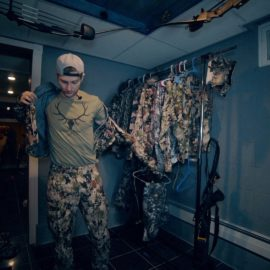 TG VLOG: Here's the Sitka Gear we're running for PA whitetail